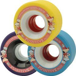 Sure-grip Fugitive Mids 62mm Wheels (8pk)