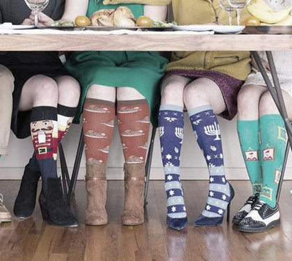 Adult Knee High Socks