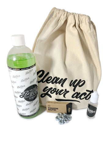 Clean Up Your Act-Essential Service Pack