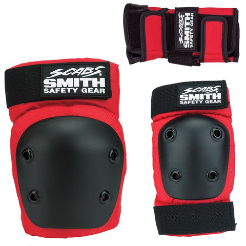 Smith Scabs Youth Pad Set