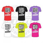 Back Off I'm CRAZY T-Shirt