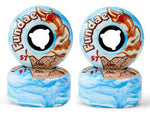 Fundae Hybrid Wheels 57mm 4pk