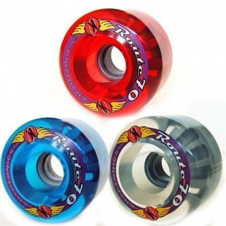 Kryptonic Route 70mm / 78a Wheels (8pk)