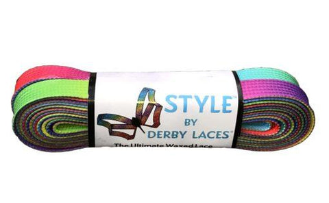 Derby Style Laces