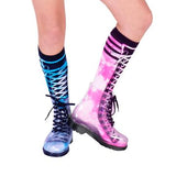 Wonderland Knee High (6-adult)