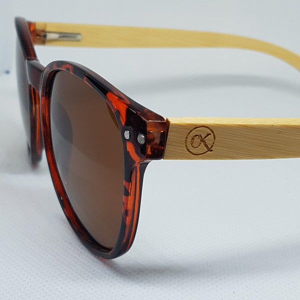 ORAKLE Sunglasses - Leopard - Celtic Beard