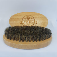 Boar Hair Beard Brush-Beard Brush-Celtic Beard