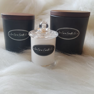 """Noir"" Large 30cl Collection-Candle-Celtic Beard"