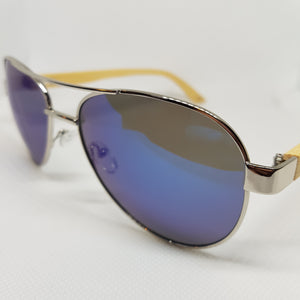 ORAKLE Sunglasses - Blue Aviator-Sunglasses-Celtic Beard