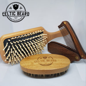 """One of Each"" Styling Set-Beard Set-Celtic Beard"