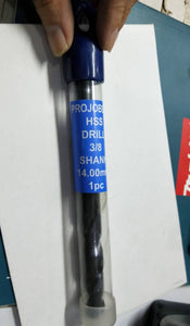 "Projobber Hss Drill 3/8"" 14.0Mm 