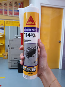 Sika Sikabond 114 Grip Tight Grip Adhesive 290ml (Beige) | Model : SIKA-MAXBOND