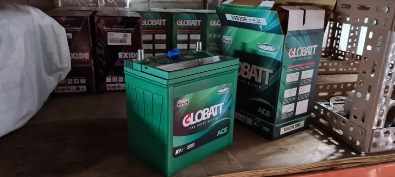 GLOBATT BATTERY 12V 42AH FOR GENERATOR USE | Model : BAT-50B20R