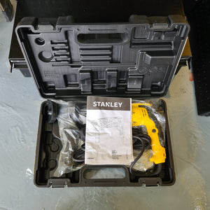 "Stanley 26mm (1"") SDS Plus 3 Mode Rotary Hammer 
