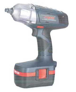Arges Cordless Impact Wrench 18V/3.0Ah | Model : HDA2652L