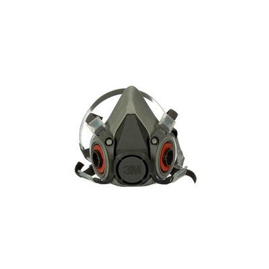 3M Half Facepiece Reusable Respirator 6200/07025(AAD) Medium 24 EA/Case | Model : 6200 - Aikchinhin
