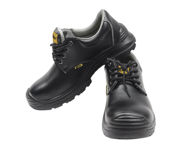 Orex Safety Shoe, Ce Standard (Ss:513), Low Cut With Pu Out sole | Model : 500A UK Size : #5 (38) - #12 (47)