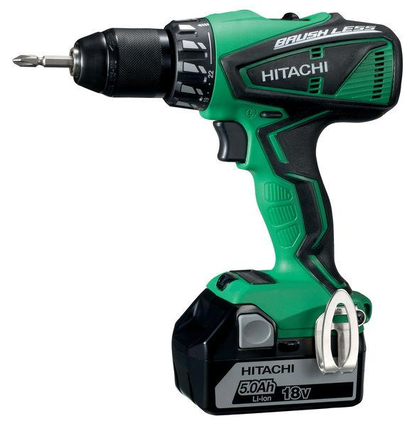 Hitachi / Hikoki 18V Cordless Driver Drill | Brushless | Model : DS18DBEL - Aikchinhin