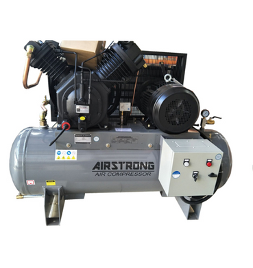 Airstrong 15Hp 303L 415V 175Psi Air Compressor | Model : A-H150