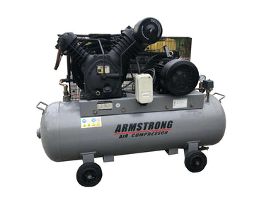 AIRSTRONG 7.5HP OIL-LESS AIR COMPRESSOR MODEL : H7.5NL WARRANTEE SIX MONTHS NO
