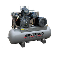 Load image into Gallery viewer, AIRSTRONG 3HP 150L AIR COMPRESSOR Model : A-H30S 230V TYPE 30 175PSI WARRANTEE SIX MONTHS NO