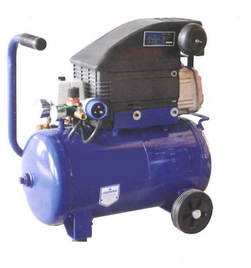 Airstrong 2.5HP 24L 230V (ASME) Direct Air Compressor | Model : AS2524D