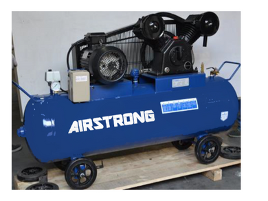 Airstrong 5.5Hp 180L 1Stage 3Phase Air Compressor | Model : ASFS55-180H