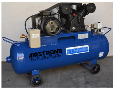 Airstrong 7.5Hp 250L 1Stage 3Phase Air Compressor | Model : ASFS75-250H