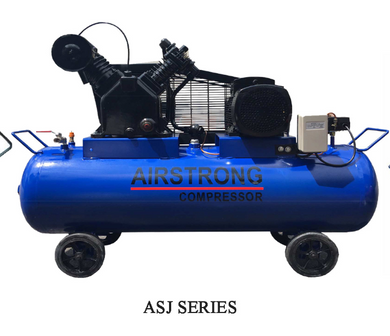 Airstrong 15Hp 400L 415V 2Stage Piston | Model : ASJ150-400T