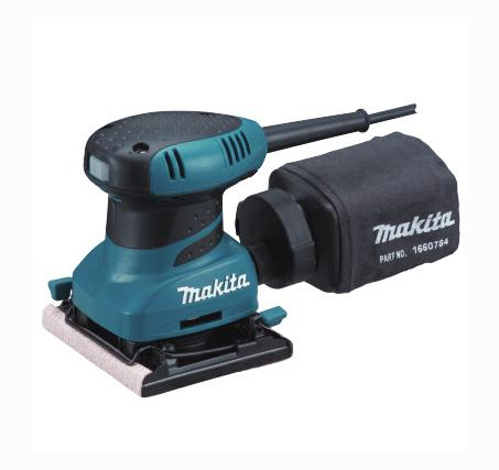 MAKITA 1/4 Sheet 200W FINISHING SANDER, Model : BO 4556 - Aikchinhin