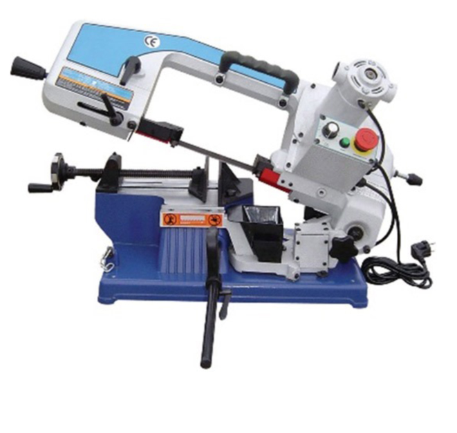 "Aiko 4"" Metal Bandsaw Machine 