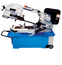 "Load image into Gallery viewer, Aiko 9"" Metal Bandsaw Machine 