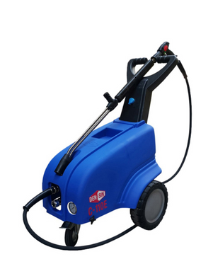 Densin Hp Cleaner (C150E) C/W 10M Hose & Net Hose,With 2 Clips | Model : C150E+10M