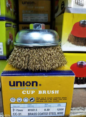 Union Cup Brush 3