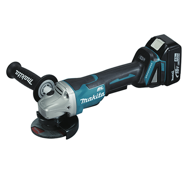 MAKITA 18V 100MM Paddle Switch Brushless ANGLE GRINDER | Model : DGA 408 RFE - Aikchinhin