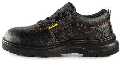 D&D Low Cut & Laced Up Safety Shoe | Model : 1818 | Sizes : #2, #3, #4, #5, #6, #7, #8, #9, #10, #11, #12, #13