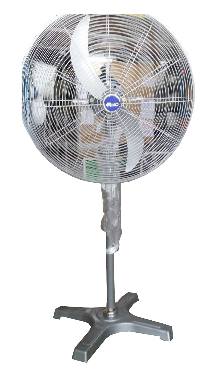 "Aiko Industrial Stand Fan | Sizes : 20"" , 26"" - Aikchinhin"