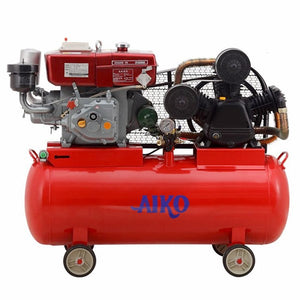 Aiko 10Hp 300L 415V Oil Free Belt Driven Air Compressor | Model : GDW-0.97 - Aikchinhin