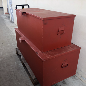 Lorry Metal Tool Box | Sizes : 3ft, 4ft and 5ft - Aikchinhin