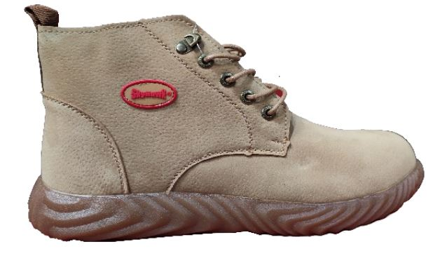 Skyhawk Safety Shoe Come with Metal toe cover | Model : SK1618B | UK Sizes: #4, #5, #6, #7, #8, #9, #10