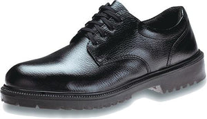 KING'S Black leather SAFETY SHOE without toe cap | Model : KJ 404 Z , Sizes : #6 (40) - #10 (44) - Aikchinhin