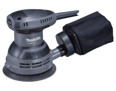MAKITA MT RANDOM ORBIT SANDER 125MM (5