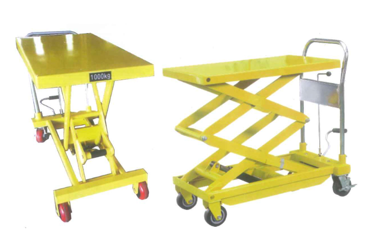Aiko 800Kg 1m Table Trolley Height | Model : PT-WP800