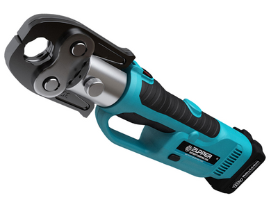 Aiko 18V Stainless Steel Pipe Crimping Tool (Clamper) | M type Jaw : 18 - 54mm | Model : PZ-1550+JAW - Aikchinhin