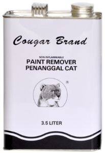 Cougar Paint Remover Available in 0.5L, 1L and 3.5L/1Gal