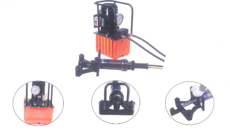 Aiko 40MM 3HP Protable Rebar Bender | Model : RBB-BR-40A