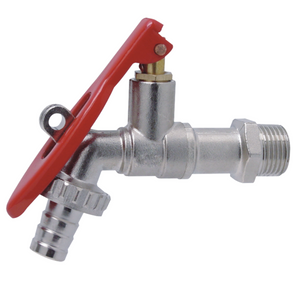 "Showy ""Italy"" 1/2"" Lockable Garden Tap (Water Tap/ Outlet) 