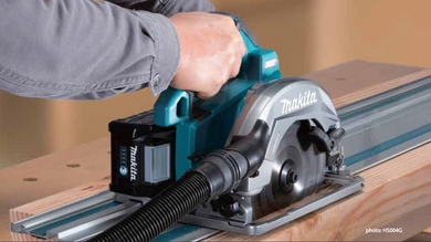Makita 40V 190mm (7-1/2