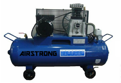 AIRSTRONG 2HP 100L 1STAGE 1PHASE ALUM AIR COMPRESSOR MODEL : ASSA20-100