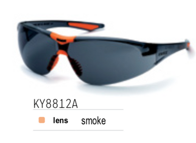 KING'S Smoke Lens SAFETY EYEWEAR | Model : KY 8812 A - Aikchinhin